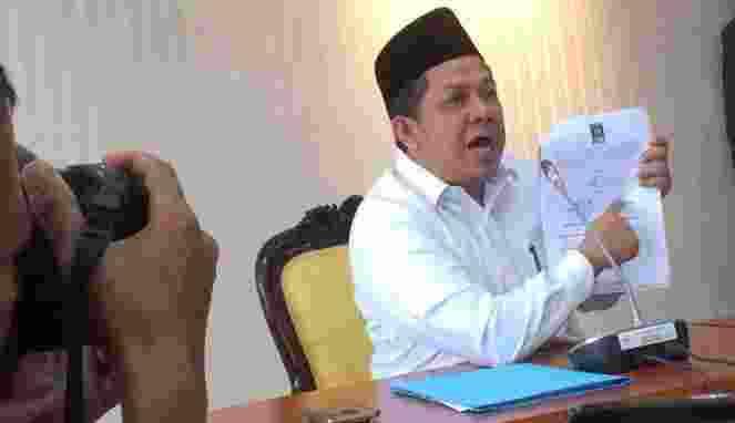 Fahri Hamzah Akan Buka Borok Partai Keadilan Sejahtera