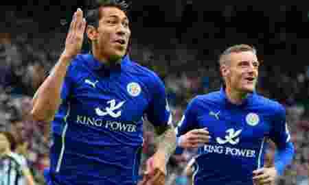 Leicester Pastikan Gelar Juara Liga Igggris di Old Trafford