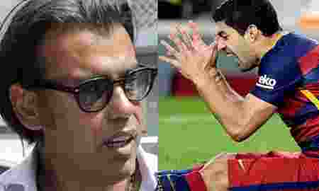 Luis Suarez Pengecut dan Sakit Jiwa