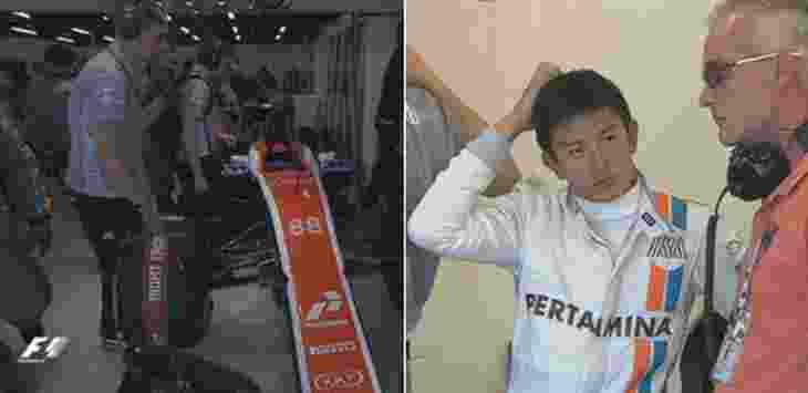 Rio Haryanto Kembali Ditagih Sisa Pembayaran Oleh Manor RacingRio Haryanto Kembali Ditagih Sisa Pembayaran Oleh Manor Racing