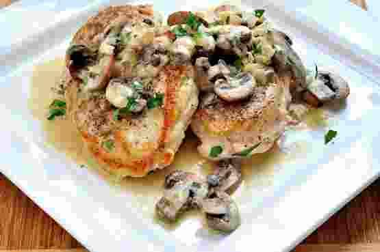 mushroom_chicken