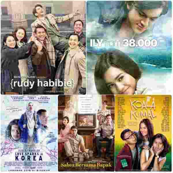 5 Film Indonesia Yang Siap Tayang Saat Lebaran 20161