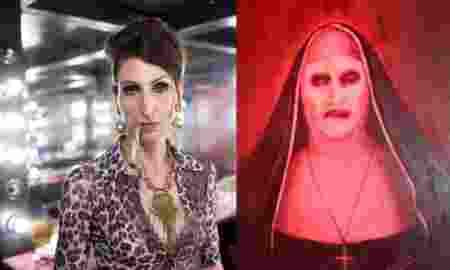 Bonnie Aarons Sukses Perankan Hantu Valak di The Conjuring 2