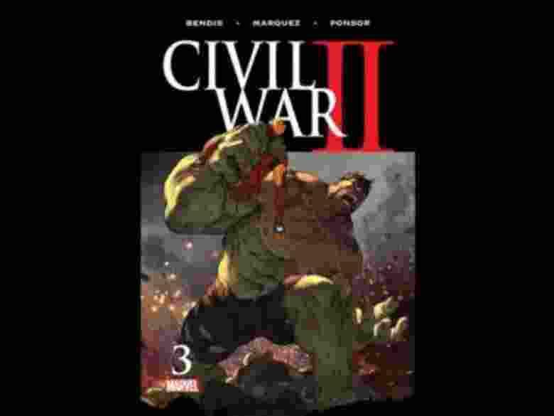 Hulk Dikabarkan Tewas di Cilil War II Jilid Ketiga Marvel