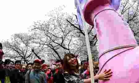Negara Jepang Menggelar Festival Penis