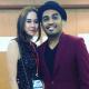 Glenn Fredly dan Aura Kasih Diam-Diam ke Hongkong, Menikah