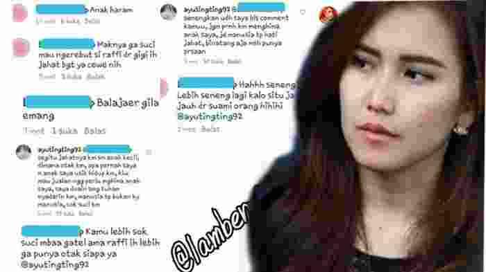 Astaga, Ayu Ting Ting Ngamuk dan Serang Balik Netizen
