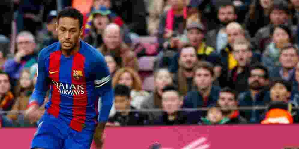 MU Akan Jadikan Neymar Pemain Termahal Dunia Sepak Bola