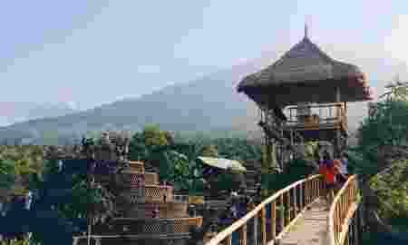 3. Rumah Pohon Karangasem, Bali