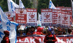 Ini Daftar Tuntutan Buruh di Hari Mayday 1 Mei 2017