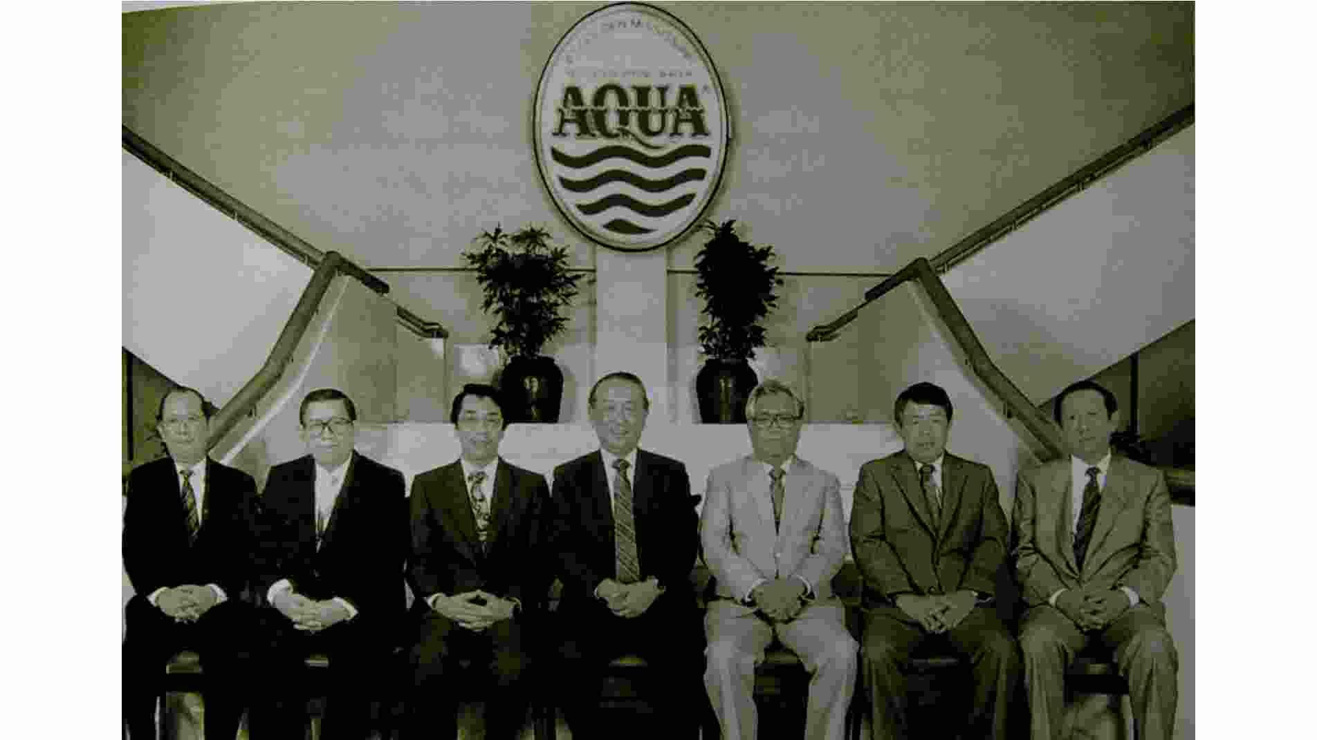 Ini Sejarah dan Asal Usul Air Kemasan AQUA di Indonesia