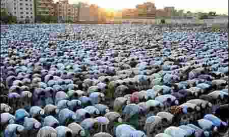 Umat Islam Menempati Posisi Penduduk Terbesar di Dunia