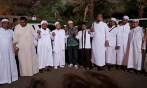 Foto-Foto Bukti Keberadaan Habib Rizieq Shihab di Arab Saudi