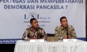Hasil Survei LSI Non Muslim Ingin Indonesia Jadi Negara Islam