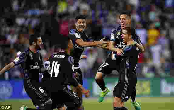 real madrid juara la liga2