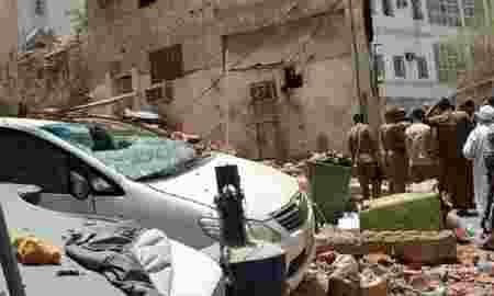 5 Orang Diamankan Terkait Bom Bunuh Diri di Masjidil Haram Mekah, Arab Saudi