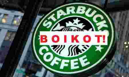 DPR dan Muhammadiyah Sudah Sepakat Boikot Kedai Kopi Starbucks