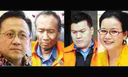 KPK Dituntut Bongkar Tuntas Pihak-Pihak yang Terlibat Suap Uang Korupsi e-KTP