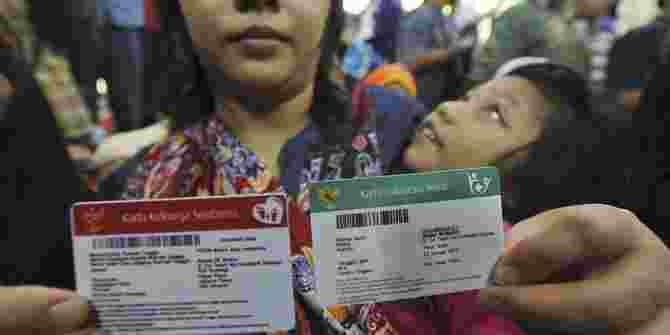 Kartu Sakti Jokowi Mulai Bisa Digunakan Masyarakat di 2018
