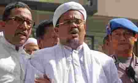 Kini Habib Rizieq Malah Dilaporkan ke Polda Bali Terkait Provokasi