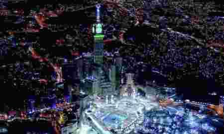 Kota Paling Bercahaya, Inilah Keistimewaan Mekah