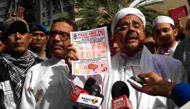 Siapa Sebenarnya Penyebar Chat Mesum Habib Rizieq-Firsa Kok Belum Terungkap
