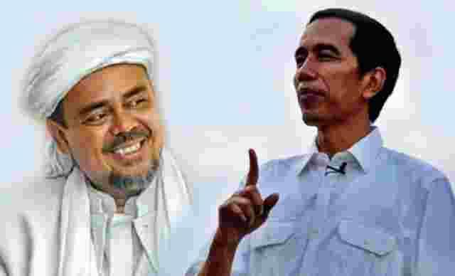Tagar Mengenai Habib Rizieq Shihab Paling Banyak Diperbincangkan