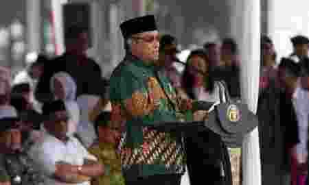 Banser Disebut Anshar Thoghut, Ketua Umum PBNU Tidak Takut