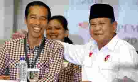 Jokowi Diprediksi Punya Dukungan Suara Sebanyak 69,2 Persen di Pilpres 2019