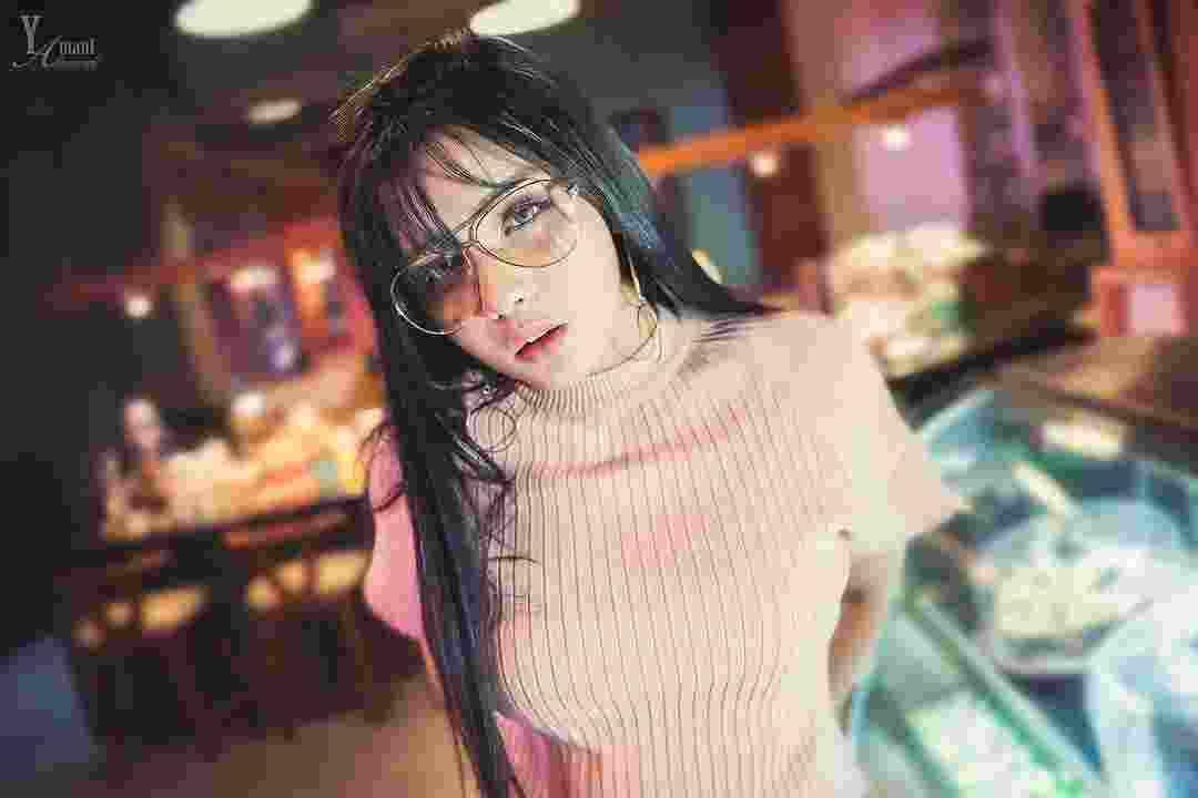 Menda Suci Ananta, Beauty Vlogger Cantik yang Ternyata Calon Dokter3