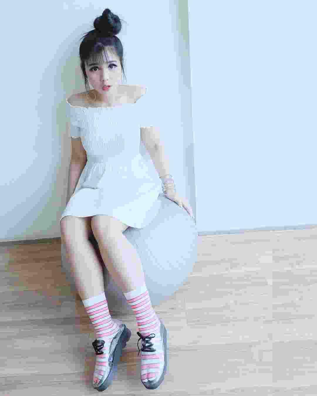 Menda Suci Ananta, Beauty Vlogger Cantik yang Ternyata Calon Dokter7
