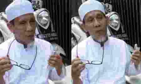 Muhammad Hidayat S yang Bikin Heboh Publik Dengan Melaporkan Putra Jokowi ke Polisi
