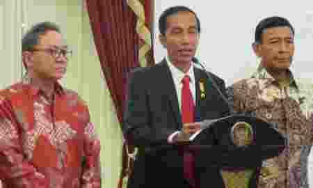 Partai Pendukung Pemerintah Senang Jika PAN Tarik Menteri Dari Kabinet Jokowi