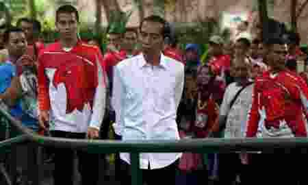 Presiden Joko Widodo Akan Turun Tangan Jika Ada Upaya Pembubaran KPK