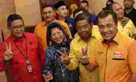 Sering Oposisi, Pan Diminta Keluar Koalisi Pendukung Jokowi
