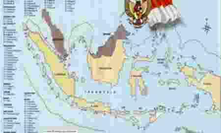 Wajib Anda Ketahui, Ini 5 Perubahan di Peta Indonesia