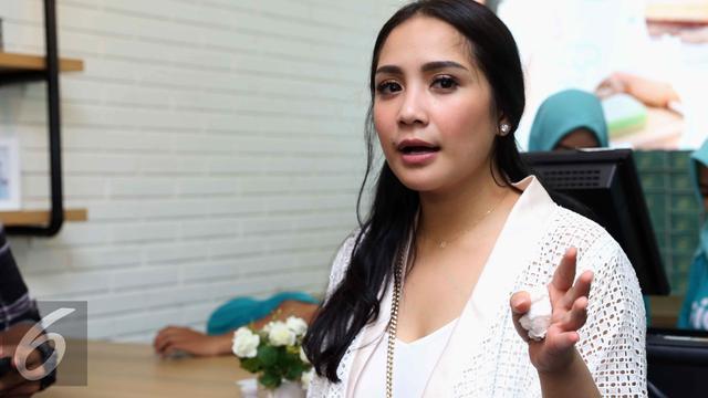 Nagita Slavina Memperlihatkan Pengalamannya Saat Mengunjungi Kantor Google Indonesia