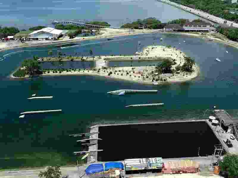 2. Bali Wake Park
